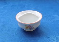 Antik porcelán asztali sótartó borstartó (8/K)
