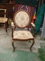 Antik restaurálandó, szék