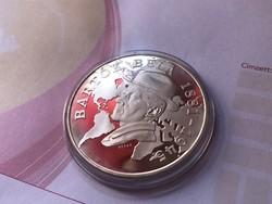 Bartrók ezüst 500 Ft 25 gramm  PP