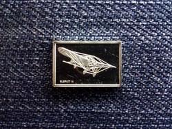 USA Franklin Repülős Mini-Ingot Gyűjtemény Bleriot XI .925 ezüst 1979/id 10109/