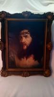 Krisztus arckép - ismeretlen festő