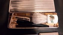 Régi Solina borotva készlet