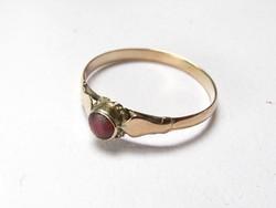 6 karátos régi arany gyűrű.