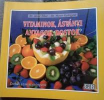 Jávor-Moser: vitaminok, ásványi anyagok, rostok, ajánljon!