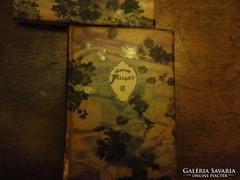 GOETHE FAUST. I.II. két kötet