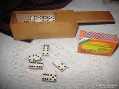 Régi mini  dominó