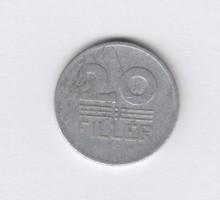 20 Fillér 1964 (0124)