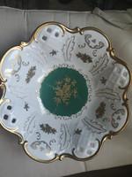 Reichenbach porcelán kínáló tál