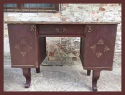 Rusztikus íróasztal