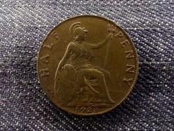 Anglia V. György bronz 1/2 Penny 1923 (id8733)