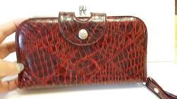 Retro női pénztárca tárca