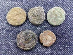 5 db-os Római Birodalom szett/id 10233/