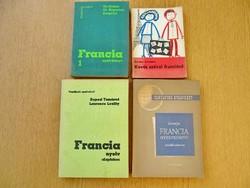 Francia nyelvkönyv(ek)
