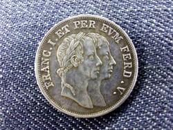 V. Ferdinánd ezüst koronázási zseton 1830 (24 mm átmérő változat)/id 10144/