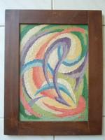 Mattis-Teutsch János festmény
