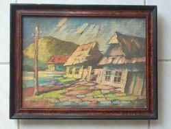 Nagy Oszkár festmény