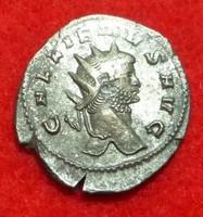 Gallienus ant  billon 4.4gr!!