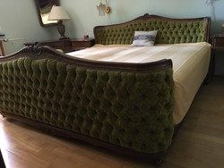 Hálószoba garnitúra,francia ágy