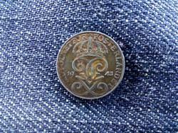Svédország V. Gusztáv (1907-1950) 1 Öre 1945 (serif 4)/id 9301/