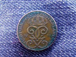 Svédország V. Gusztáv (1907-1950) 2 Öre 1910/id 9283/