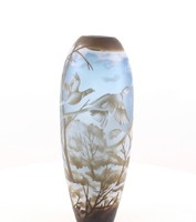 Cameo üveg váza