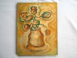 Tóth Menyhért festmény