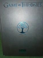 Trónok harca Családfa könyv