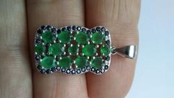 Smaragd 925 medál