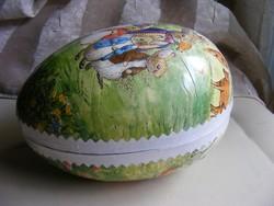 Nagy nyuszis papír tojás