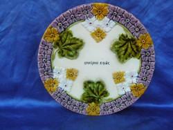 1.db antik KÖRMÖCBÁNYAI fali tányér