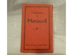 4652 Antik MARIAZELL színes leporelló