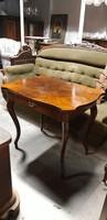 Antik barokk asztal