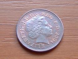 ANGOL ANGLIA 1 ONE PENNY 2004