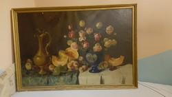 Hatalmas Murin Vilmos festmény