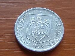 ROMÁNIA 500 LEI 1999 ALU.