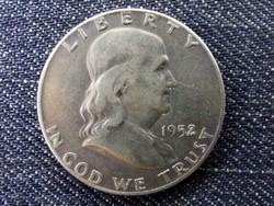 USA .900 ezüst 50 Cent 1952/id 10296/