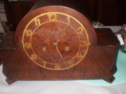 Antik Kandalló óra Lechner