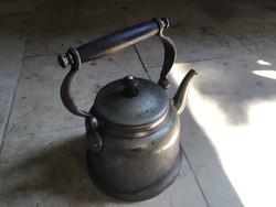 Régi Szép formájú teás kanna