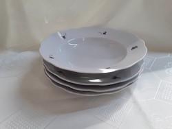 Zsolnay ibolyamintás tányér  /  2571