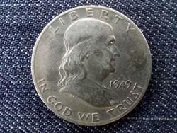 USA .900 ezüst 50 Cent 1949/id 10305/