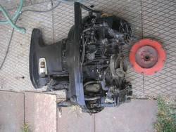 L v m OLD time 1979 -es Mercury csónakmotor hiányos alkatrésznek 350 cm3