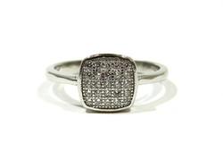 Ezüst gyűrű(kecs-Ag79482)