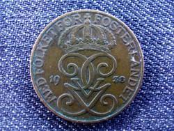 Svédország V. Gusztáv (1907-1950) 5 Öre 1938/id 9275/