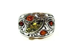 Ezüst gyűrű(kecs-Ag79480)