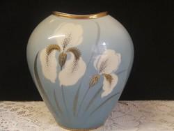Bavaria Kunst Alka liliom mintás váza