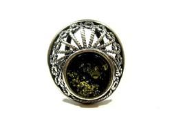 Ezüst gyűrű(kecs-Ag79479)
