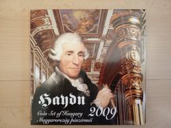 2009-es forgalmi sor Haydn ezüst érmével PP