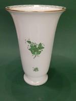 Herendi Apponyi mintás nagyméretű váza