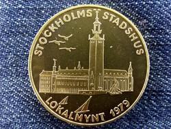 Svéd helyi pénz, 10 Korona 1979/id 9310/