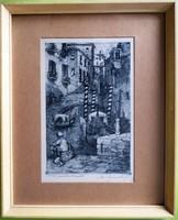 Szentgyörgyvári Gyenes Lajos: Velence